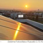 Sistema Fotovoltaico Ruscello