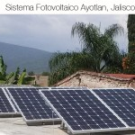Sistema fotovoltaico Ayotlan Jalisco